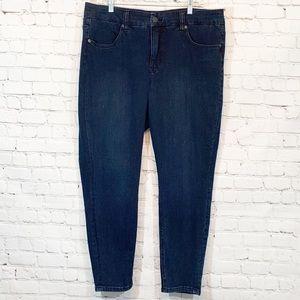 Seven7 Melissa McCarthy   Pencil Stretch Jeans